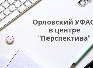 """Орловское УФАС  в """"Перспективе"""""""